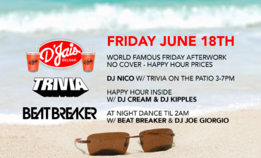 World Famous Friday After Work Party! Starts 3P!
